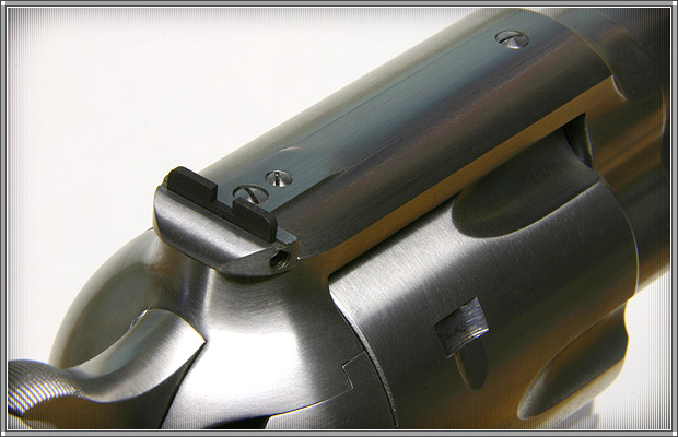 Custom Freedom Arms 327 Sight detail